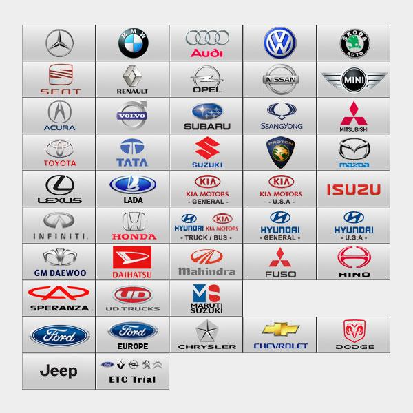 Cobertura de mas de 40 marcas